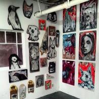 Seattle Artist-Starheadboy-Dave Bloomfield-Art Gallery