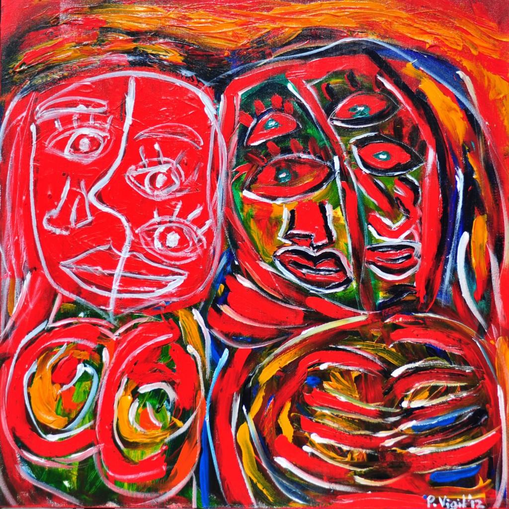 Miami-Artist-Peter-Vigil-AdamAndEve