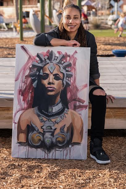 YvonneFerg-DiasporicPigments-Ferg-Artist-Yvonne-Ferg